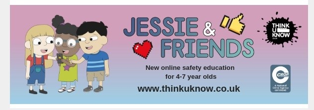 E-Safety Lessons in Early Years and Primary