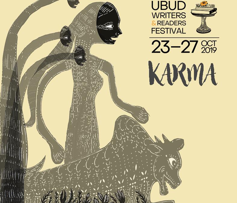 Ubud Writers and Readers Festival 2019 (UWRF)