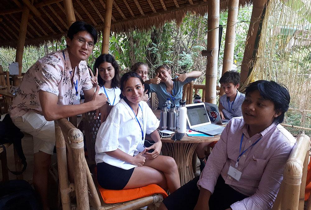 Dyatmika Students Showcased Amazing Diplomatic Talents at BaliMUN 2019