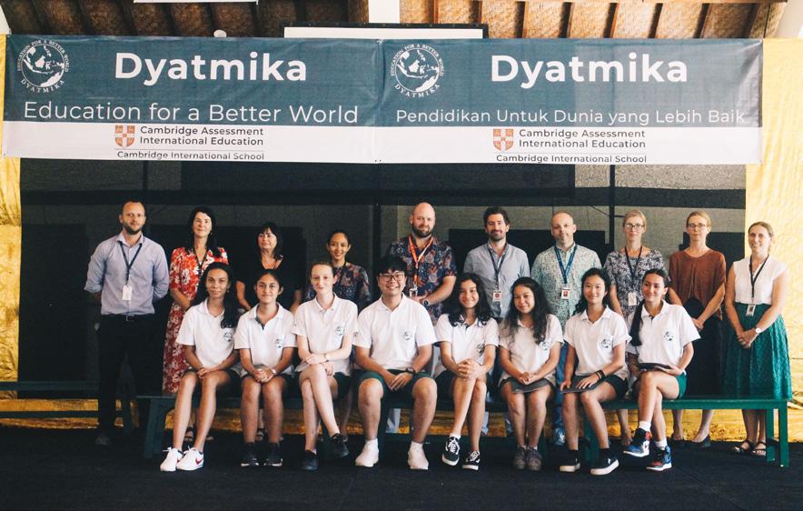 Top In Indonesia – 11 Outstanding Cambridge Learner Awards 2019