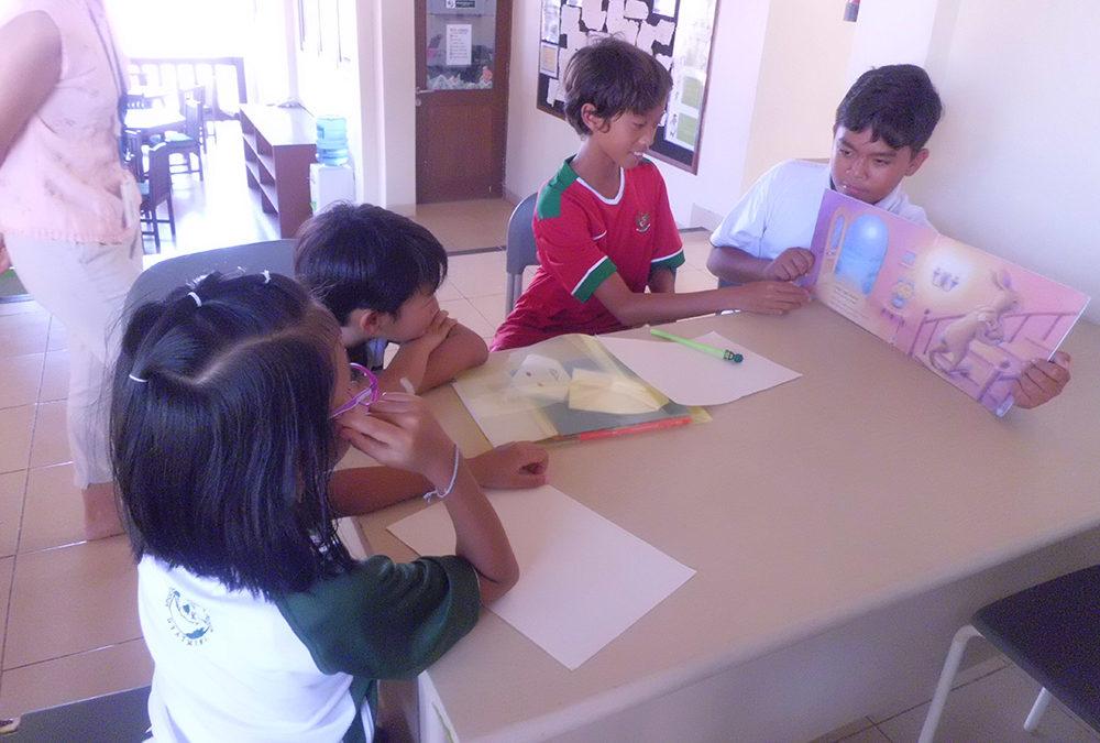 Class 6 Reading Buddies