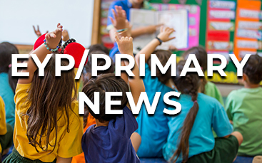 News from EYP & Primary – April 2019