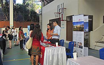 Dyatmika University Fair