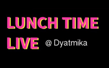 Lunchtime Live is Back!