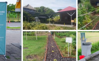Community Garden Upgrade
